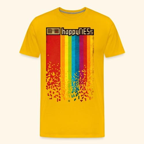happyNESs - Men's Premium T-Shirt