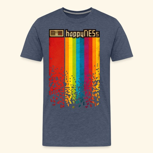 happyNESs - Men's Premium T-Shirt