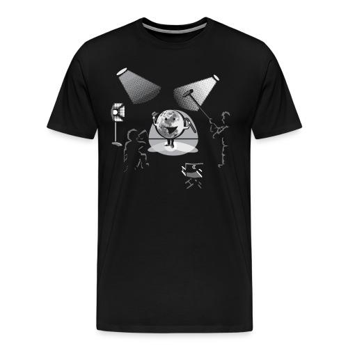 Moonlighting - Men's Premium T-Shirt