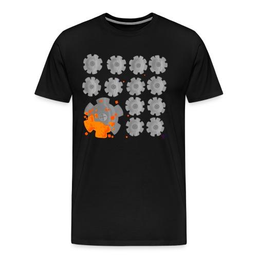 PixelRustMuzic - Men's Premium T-Shirt