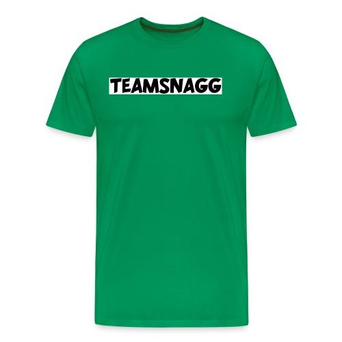 TeamSnagg Logo - Men's Premium T-Shirt