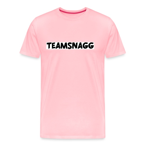 TeamSnagg Logo - Men's Premium T-Shirt