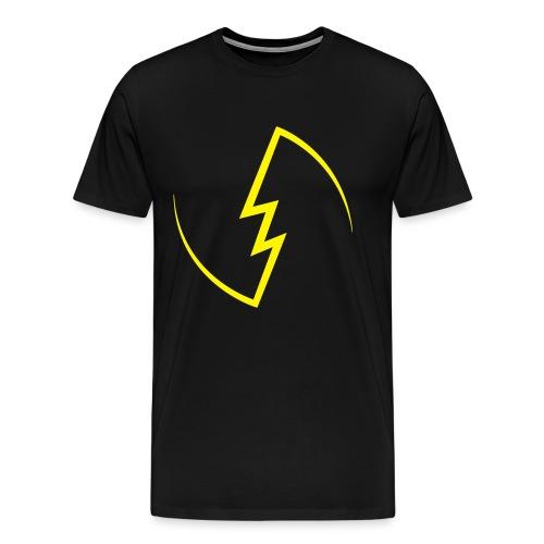 Electric Spark - Men's Premium T-Shirt