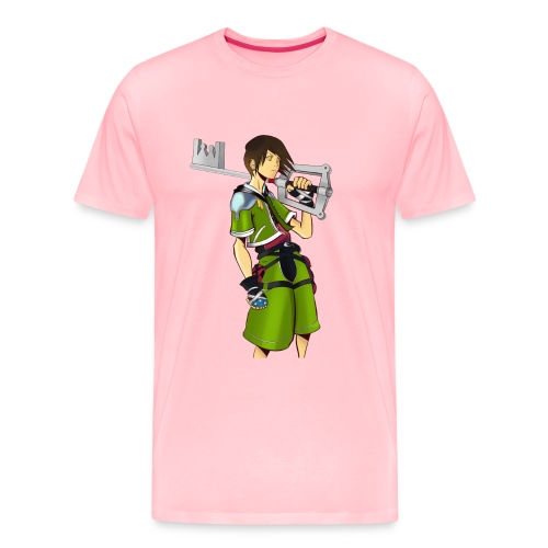 Jared png - Men's Premium T-Shirt