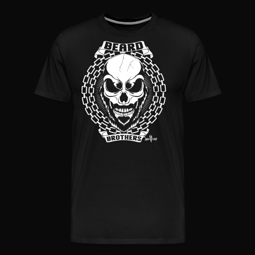 Beard Brothers T-shirt - Men's Premium T-Shirt