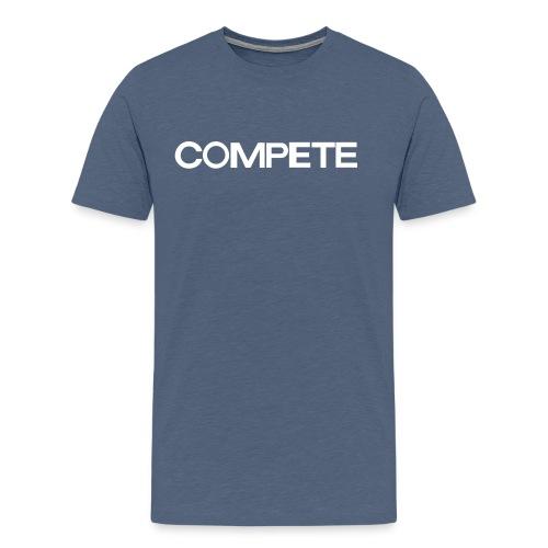 speadshirt compete logo sm - Men's Premium T-Shirt