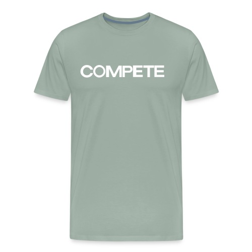 speadshirt compete logo sm - Men's Premium T-Shirt