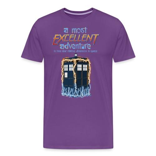 Most Excellent Adventure - Men's Premium T-Shirt
