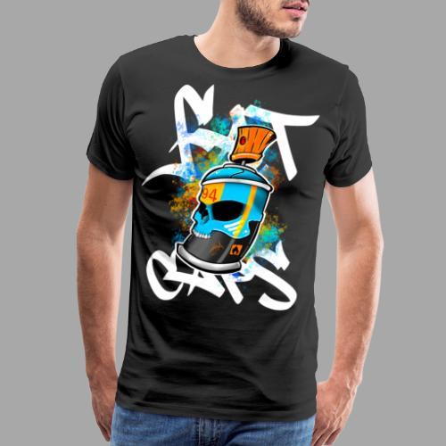 Fat Caps - Men's Premium T-Shirt