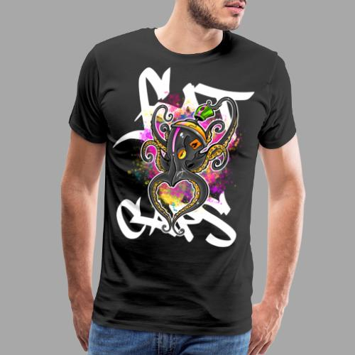 Fat Caps 3 - Men's Premium T-Shirt