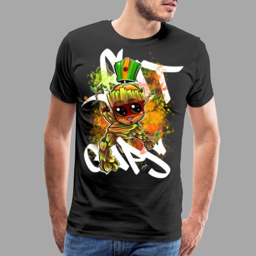 Fat Caps 4 - Men's Premium T-Shirt