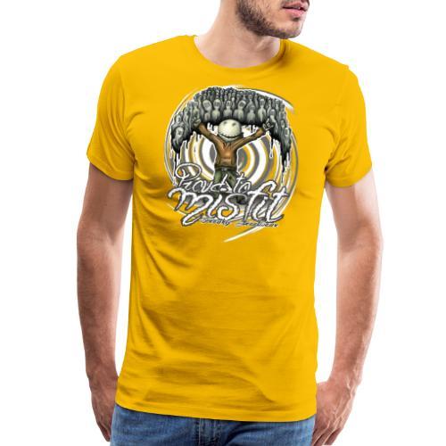 proud to misfit - Men's Premium T-Shirt