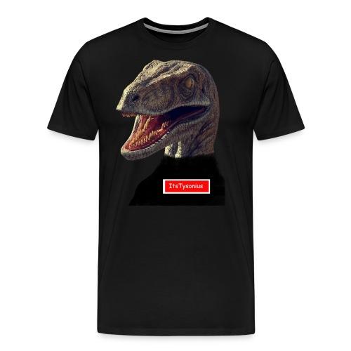 The ItsTysonius Logo - Men's Premium T-Shirt