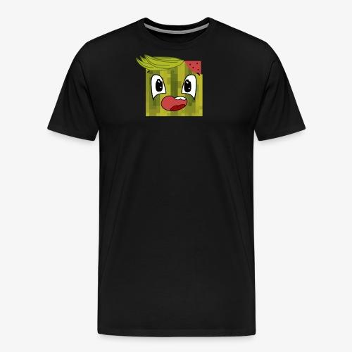 rangerone07 cartoon head - Men's Premium T-Shirt