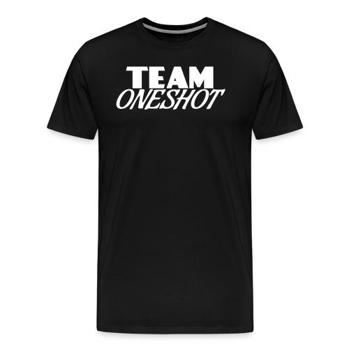 Team One Shot - All Colours - Men's Premium T-Shirt