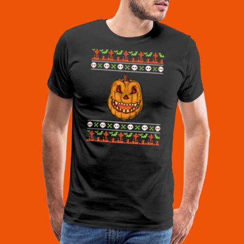 Ugly Halloween - Men's Premium T-Shirt