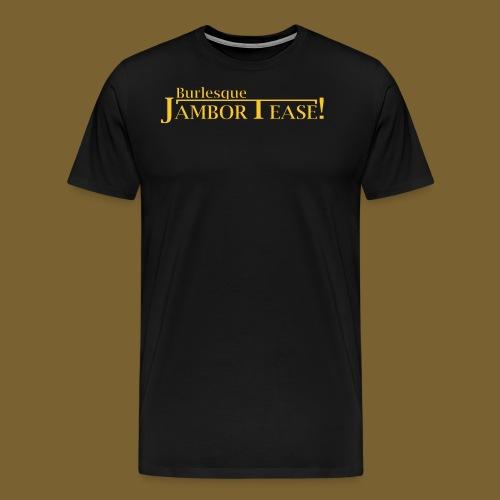 Dr. Shocker's Burlesque JamborTease! - Men's Premium T-Shirt
