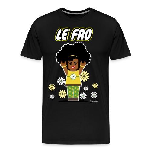 Le Fro - Men's Premium T-Shirt
