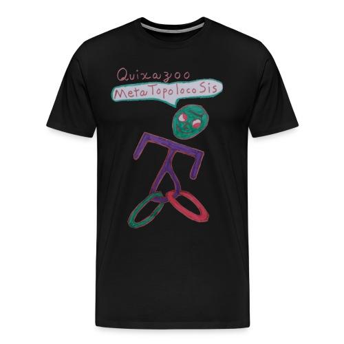 MetaTopolocoSisFull - Men's Premium T-Shirt