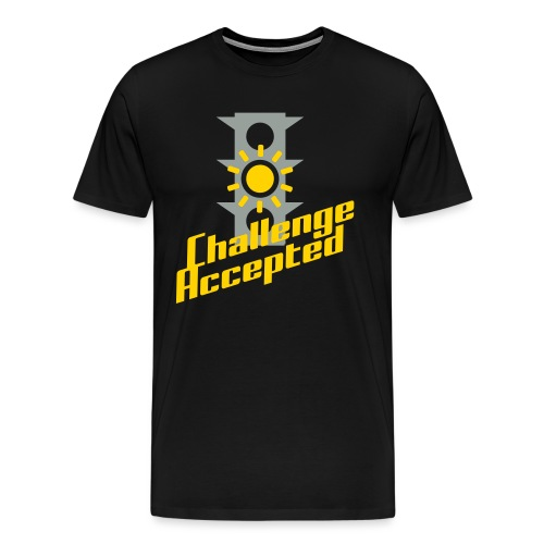 Challenge Accepted - Men's Premium T-Shirt