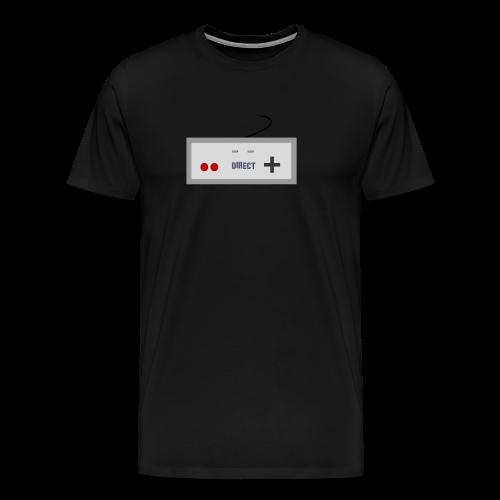 Retro Controller - Men's Premium T-Shirt