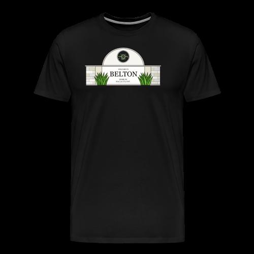 THE CITY - Men's Premium T-Shirt