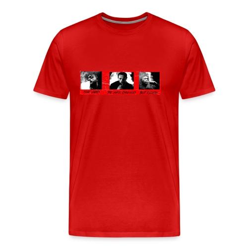 Teamwork.png - Men's Premium T-Shirt
