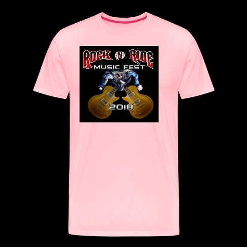 RocknRide Design - Men's Premium T-Shirt
