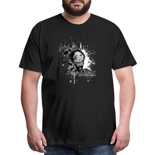 heart-blood-ink - Men's Premium T-Shirt