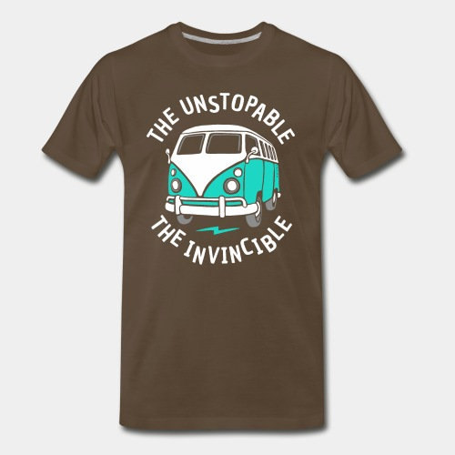 invincible van - Men's Premium T-Shirt