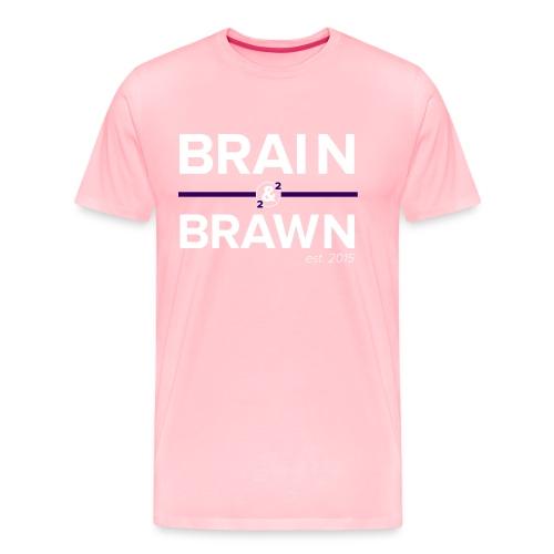 t shirt print dark png - Men's Premium T-Shirt