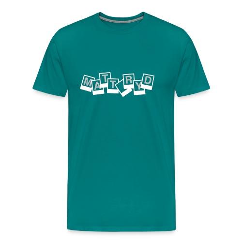 polaroids - Men's Premium T-Shirt