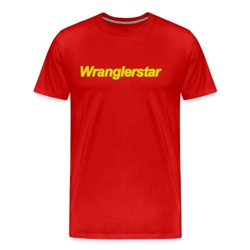 wrangler2 - Men's Premium T-Shirt