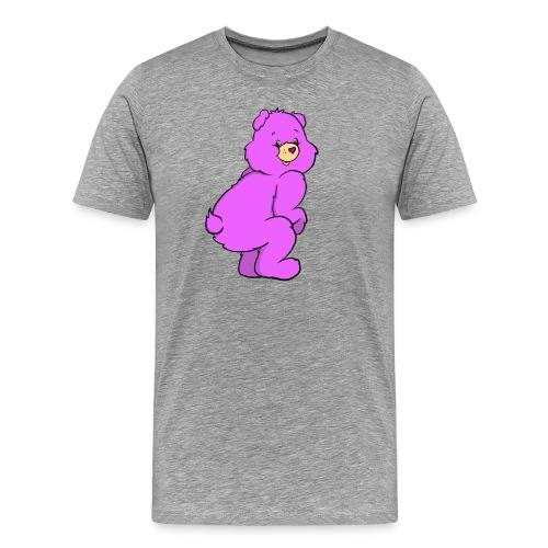 purple twerk - Men's Premium T-Shirt
