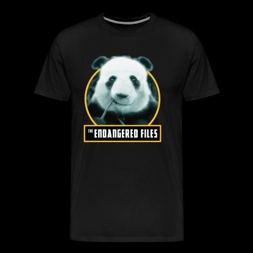 THE ENDANGERED FILES - Men's Premium T-Shirt