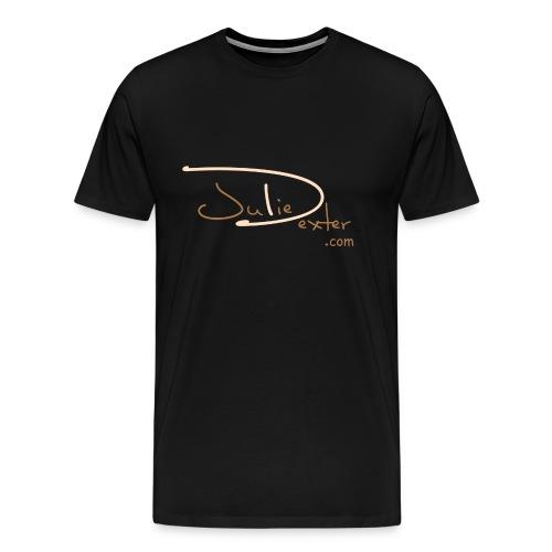 juliedexter com brn under - Men's Premium T-Shirt