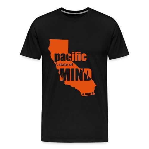 Pacific State of Mind - Men's Premium T-Shirt
