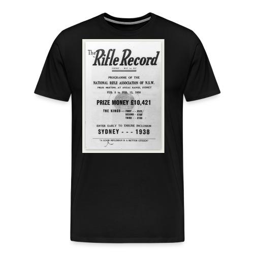 Shooting Support - Men's Premium T-Shirt