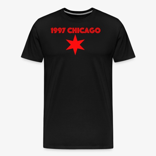 1997 Chicago - Men's Premium T-Shirt