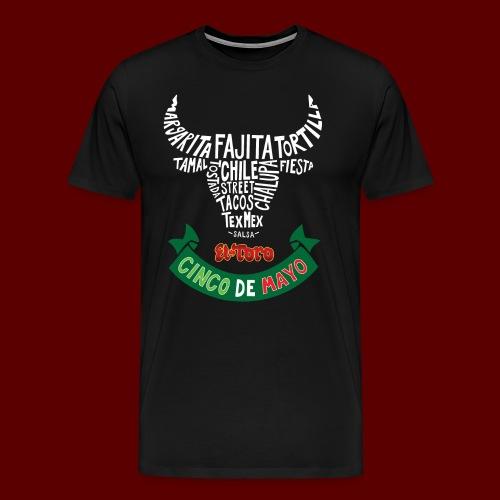 Cinco De Mayo 2017 - Men's Premium T-Shirt