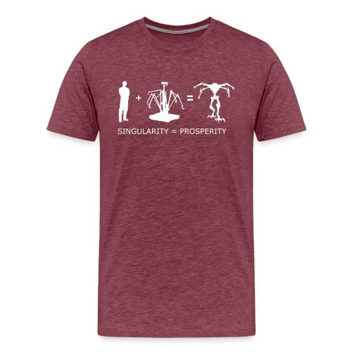 Singulari tee - Men's Premium T-Shirt