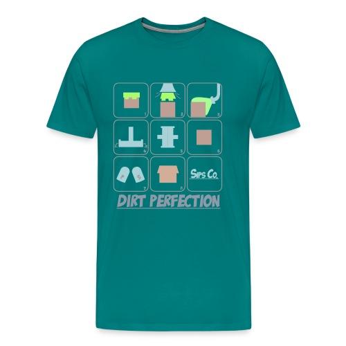 Dirt Perfection - Men's Premium T-Shirt