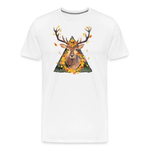 The Spirit of the Forest - Men's Premium T-Shirt