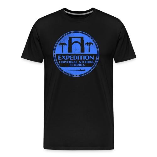 Expedition Universal Studios - Men's Premium T-Shirt