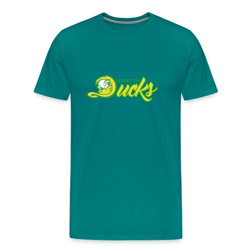 Lexington Ducks - Men's Premium T-Shirt