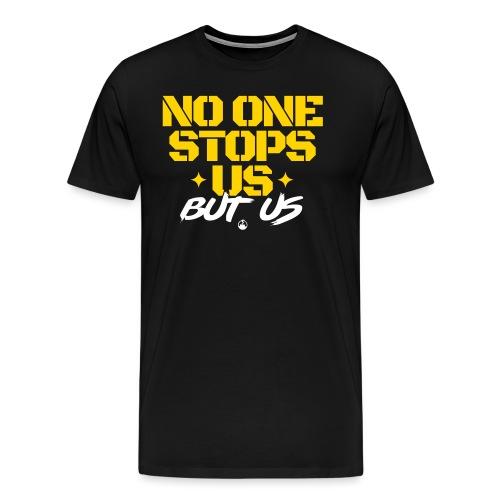 noone - Men's Premium T-Shirt
