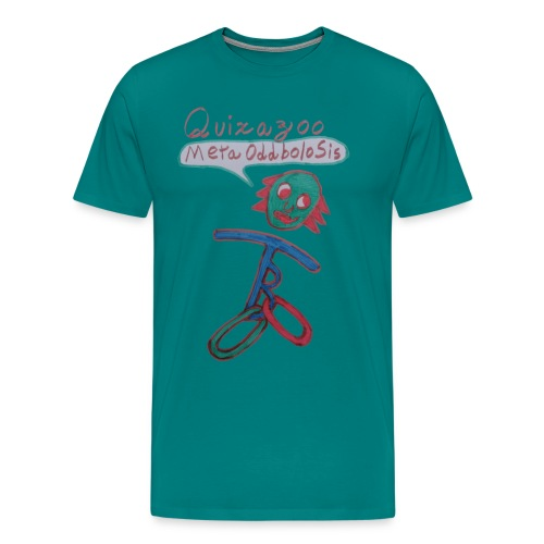 MetaOddboloSisFull - Men's Premium T-Shirt