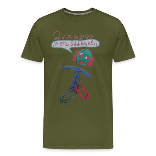 MetaOddboloSisFull - Men's Premium T-Shirt