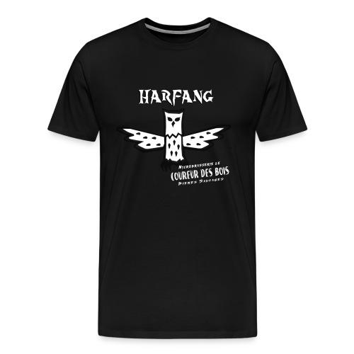 tshirt40harfang - Men's Premium T-Shirt