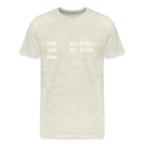 das - Men's Premium T-Shirt